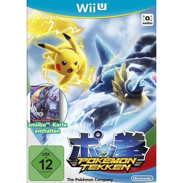 Pokémon Tekken (inkl. amiibo Karte)