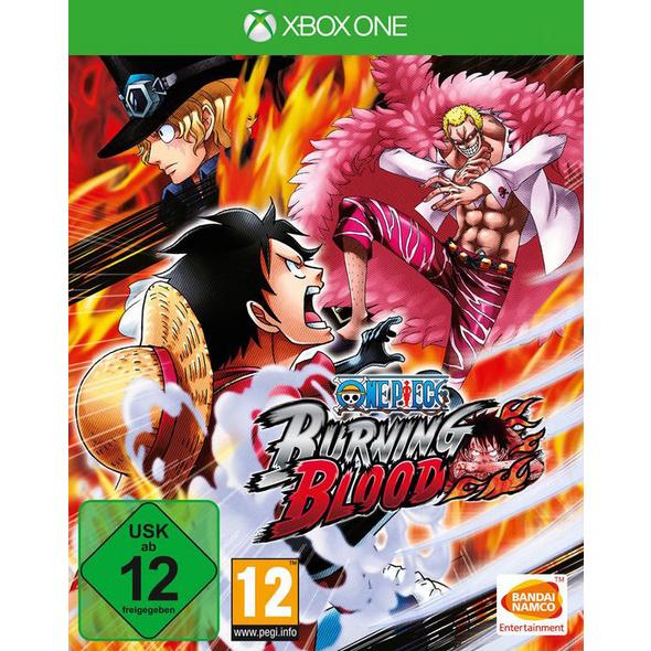 One Piece - Burning Blood