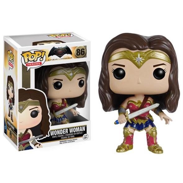 Batman vs Superman - POP!- VinylFigur Wonder Woman