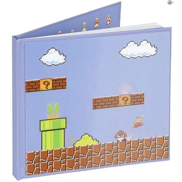 Super Mario - Notizbuch Super Mario Bros 3D