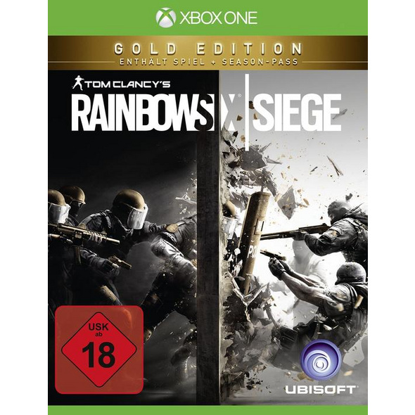 Ubisoft Rainbow Six Siege: Gold Edition