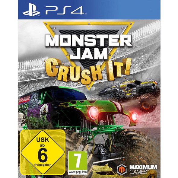 Maximum Games Monster Jam: Crush It