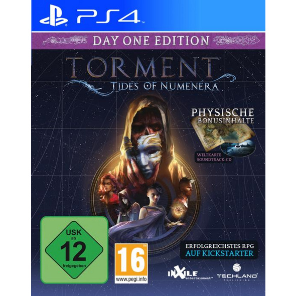 Techland Torment: Tides of Numenera (Day-One Edition)