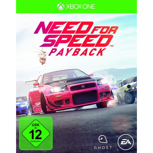 Electronic Arts Need for Speed™ Payback