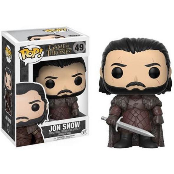 Game of Thrones - POP! Vinyl-Figur Jon Schnee