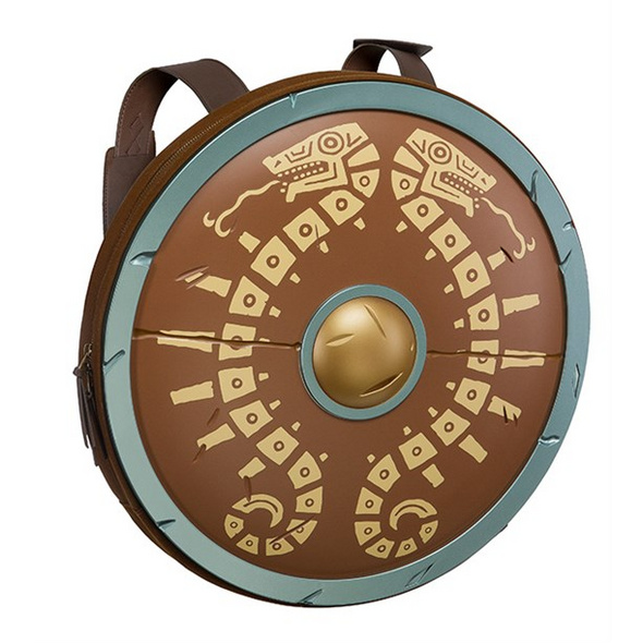 The Legend of Zelda: Breath of the Wild - Shield Backpack