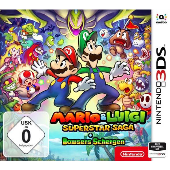 Mario & Luigi: Superstar Saga + Bowsers Schergen