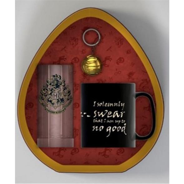 Harry Potter - Geschenkset Hogwarts