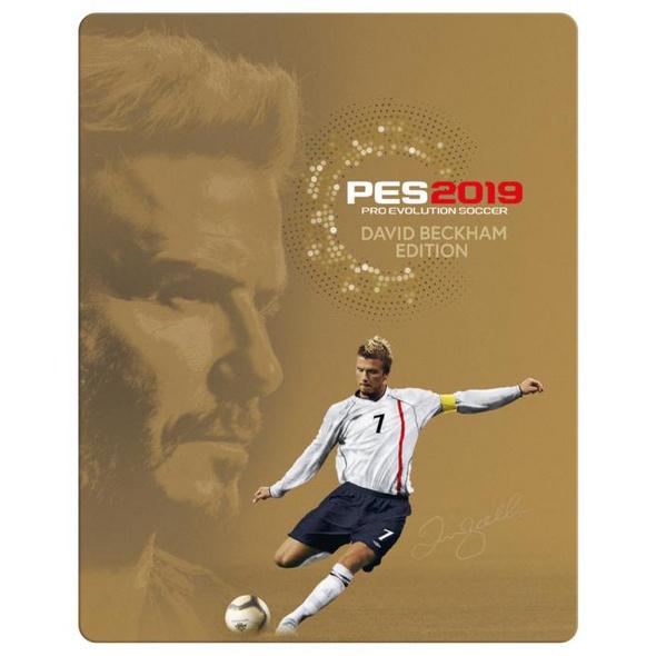 PES 2019 David Beckham Edition