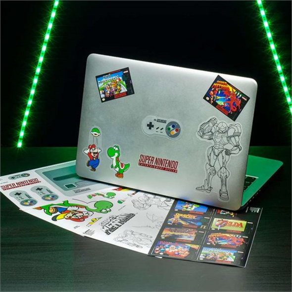 Nintendo SNES - Sticker