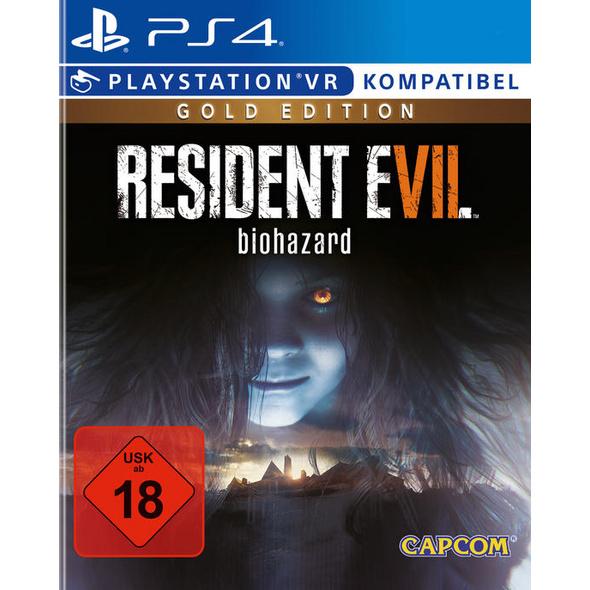 Capcom Resident Evil 7 biohazard Gold Edition