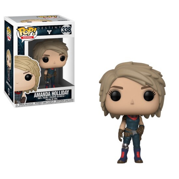 Destiny 2 - POP! Vinyl-Figur Amanda Holliday