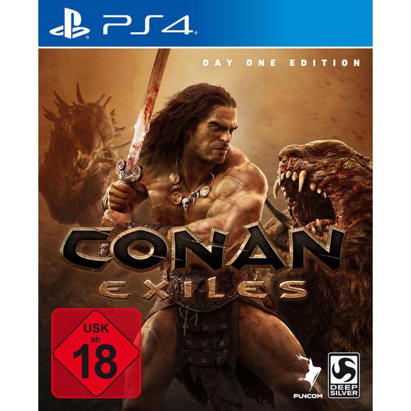 Deep Silver Conan Exiles Day One Edition