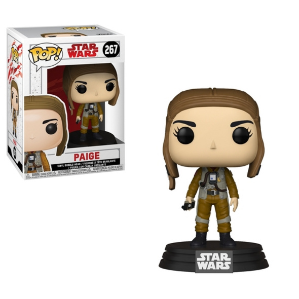 Star Wars - POP! Vinyl-Figur Paige