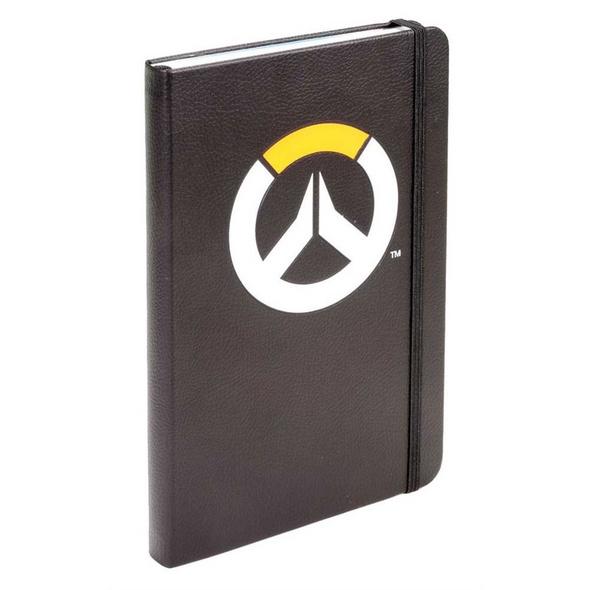 Overwatch - Notizbuch Logo