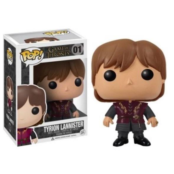 Game of Thrones - POP!-Vinyl Figur Tyrion Lannister