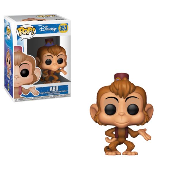 Disney Aladdin - POP!-Vinyl Figur Abu