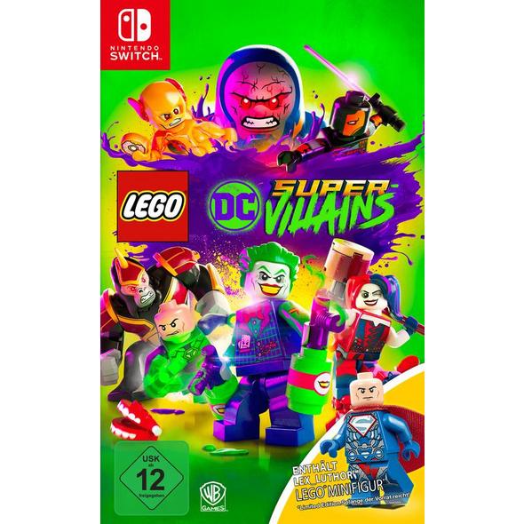 LEGO® - DC Super-Villains Toy Edition