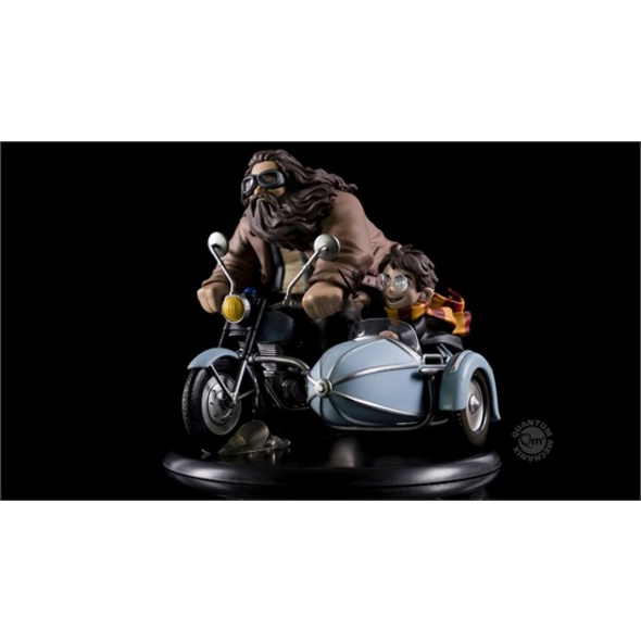 Harry Potter - Figur Harry & Hagrid