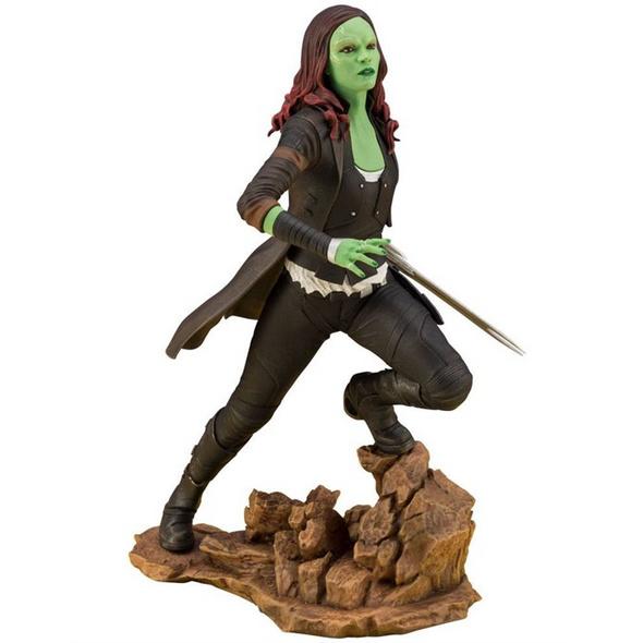 Guardians of the Galaxy - Figur Gamora