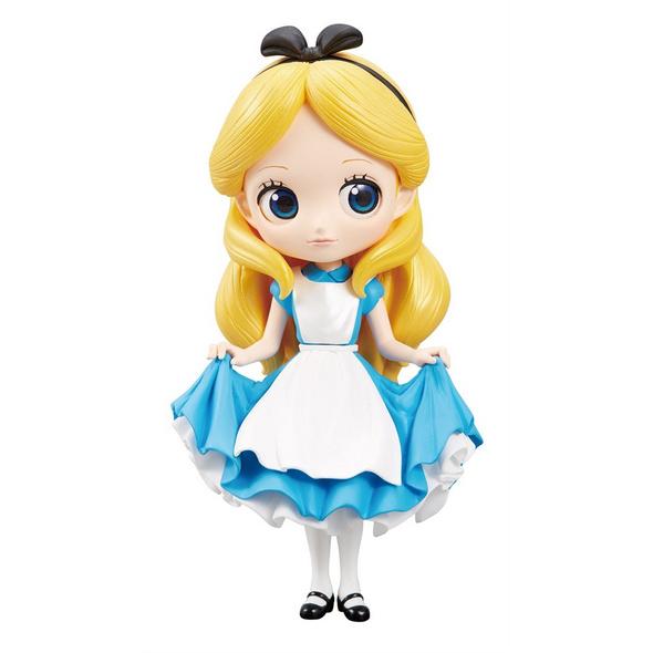 Disney - Figur Q Posket Alice