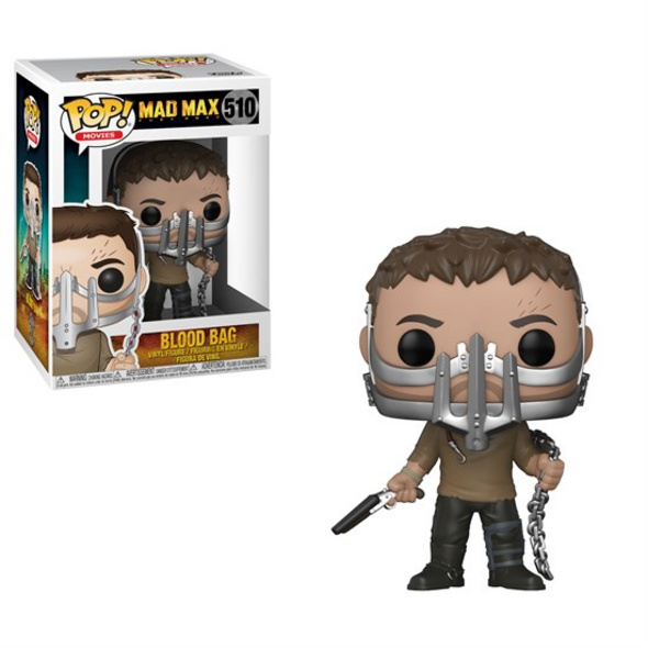 Mad Max Fury Road - POP!-Vinyl Figur Blood Bag