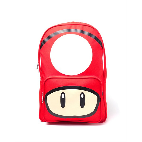 Super Mario - Rucksack Pilz