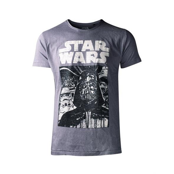 Star Wars - T-Shirt The Empire Strikes Back (Größe L)