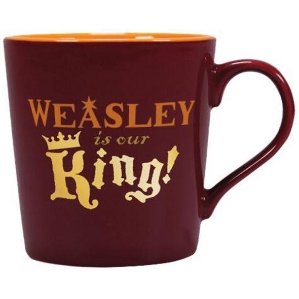 Harry Potter - Tasse Weasley is our King