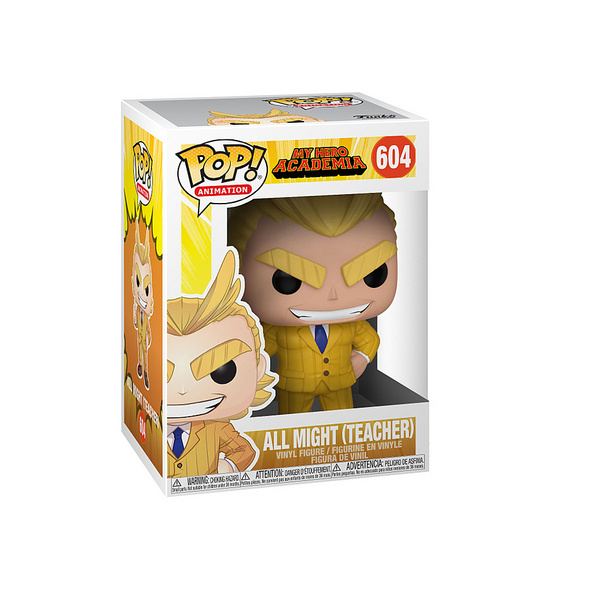 My Hero Academia -  POP!-Vinyl Figur Lehrer All Might