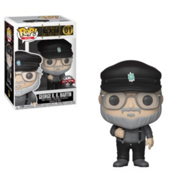 Game of Thrones - POP! Vinyl-Figur George R.R. Martin