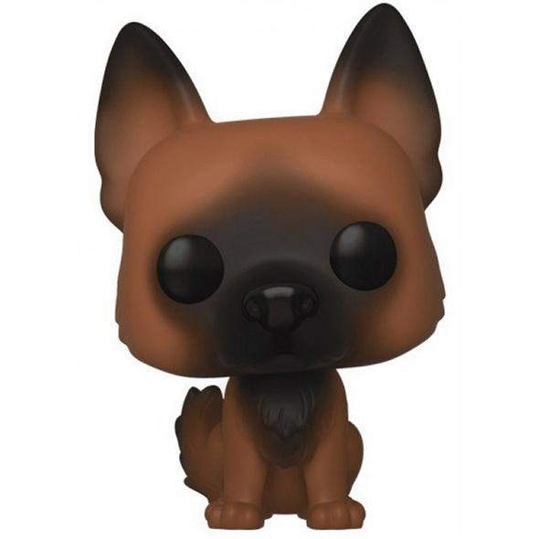 The Walking Dead - POP!-Vinyl Figur Hund