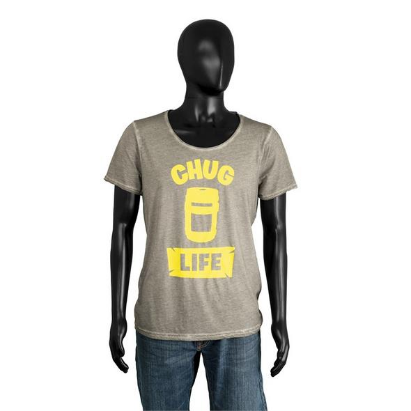 Fortnite - T-Shirt Chug Life (Größe S)
