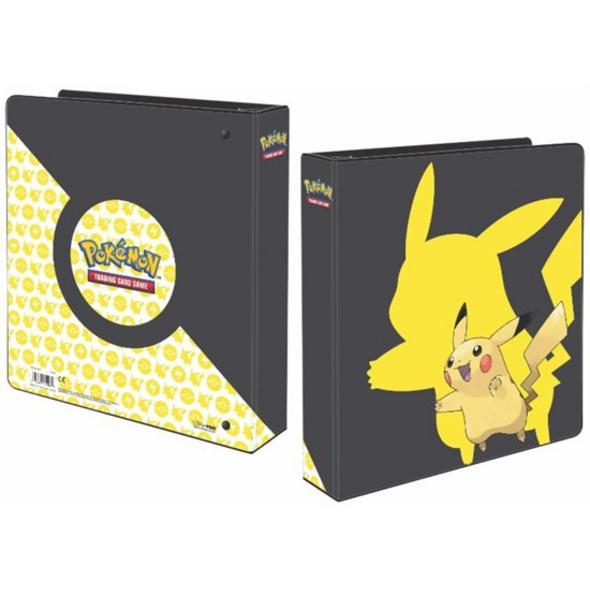 Pokémon Sammelkartenspiel: Sammelalbum Pikachu