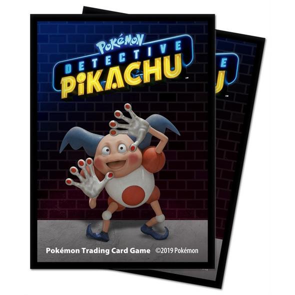 Pokémon Sammelkartenspiel: Karten-Sleeves Detektiv Pikachu Pantimos