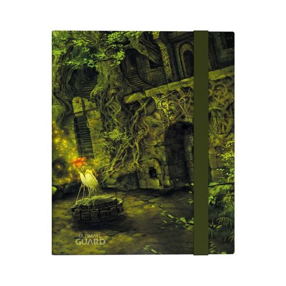 Ultimate Guard: 9-Pocket FlexXfolio Lands Edition II Wald