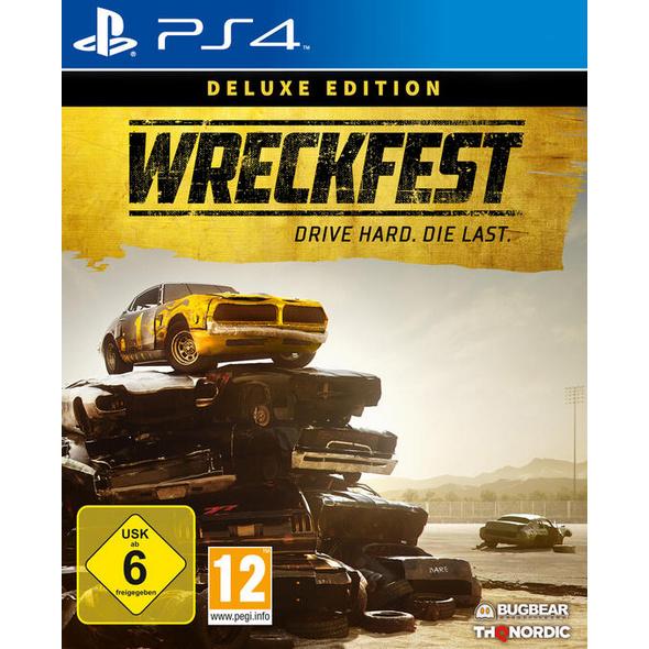 Wreckfest Deluxe Edition