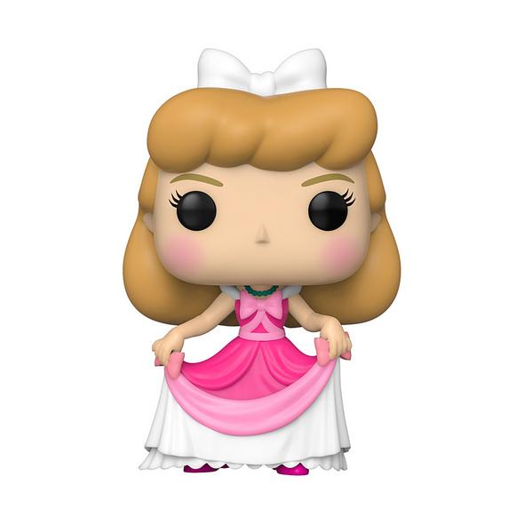 Cinderella - POP!-Vinyl Figur Cinderella im Ballkleid