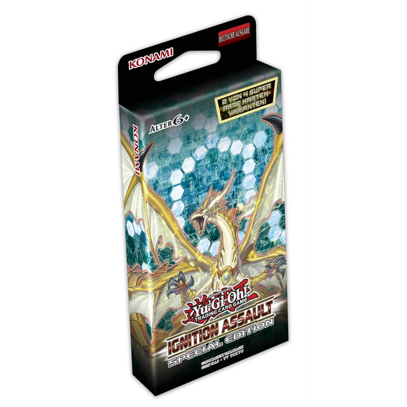 Yu-Gi-Oh! Trading Card Game: Ignition Assault Special Edition