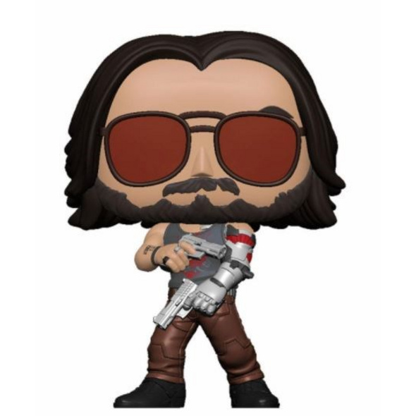 Cyberpunk 2077 - POP!-Vinyl Johnny Silverhand