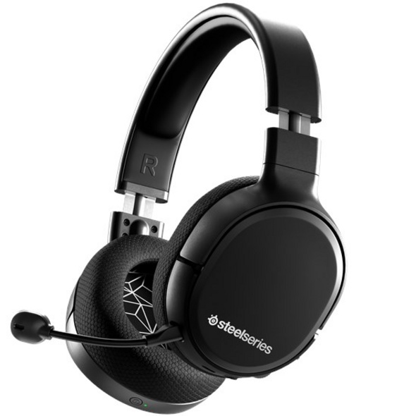SteelSeries Arctis 1 wireless Headset (PS4, Switch, PC, Mobile)