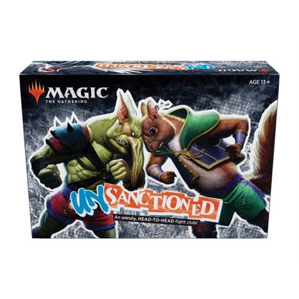 Magic the Gathering: Unsanctioned englisch
