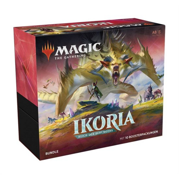 Magic the Gathering: Ikoria Reich der Behemoths Bundle deutsch