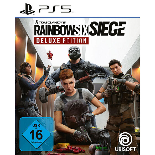 Tom Clancy's Rainbow Six: Siege Deluxe Edition
