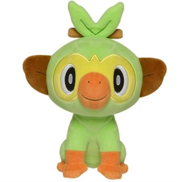 Pokémon - Plüschfigur Chimpep
