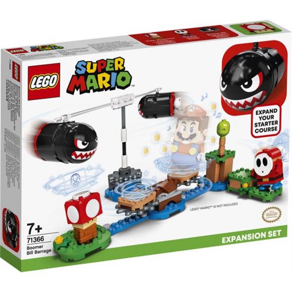 LEGO® Super Mario Riesen-Kugelwillis – Erweiterungsset - 71366