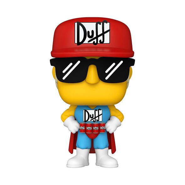 Die Simpsons - POP!-Vinyl Figur Duffman
