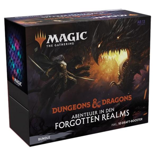 Magic the Gathering: Dungeons & Dragons - Abenteuer in den Forgotten Realms Bundle
