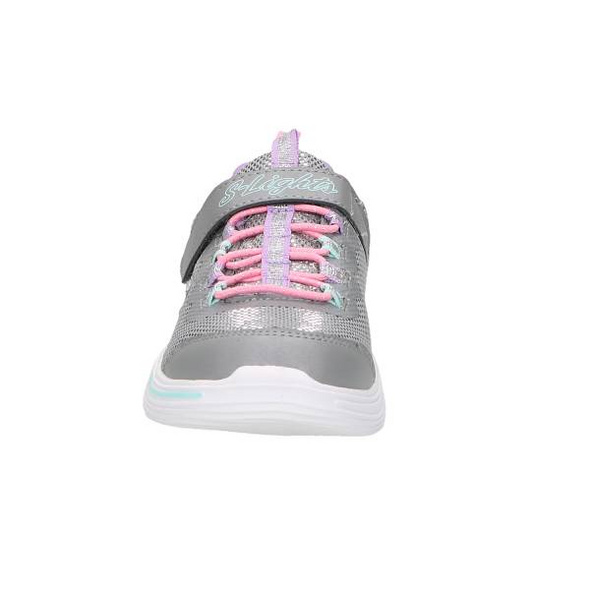 Modell: SKECHERS KIDS MÄDCHEN SNEAKER LED POWER PETALS