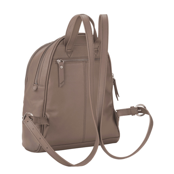 Rucksack aus Softleder - Alita Backpack M
